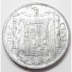 10 centimos 1953