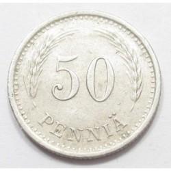 50 pennia 1938