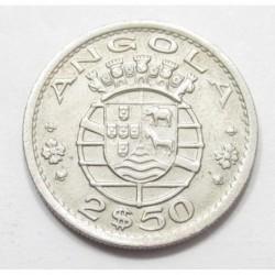 2.5 escudos 1968