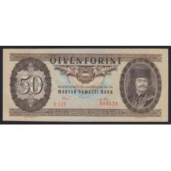 50 forint 1975 - LOW SERIAL