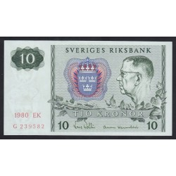 10 kronor 1980