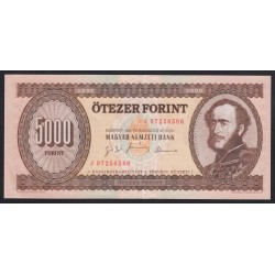 5000 forint 1995 J