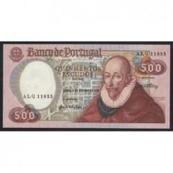 500 escudos 1979