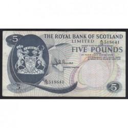 5 pounds 1970