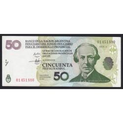 50 pesos 2006 - LECOP