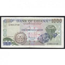 1000 cedis 1996