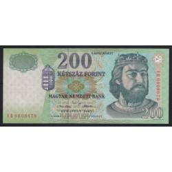 200 forint 2002 FB