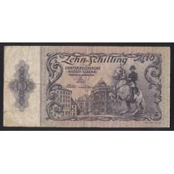 10 schilling 1950