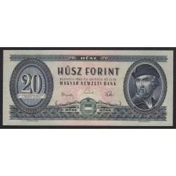 20 forint 1962