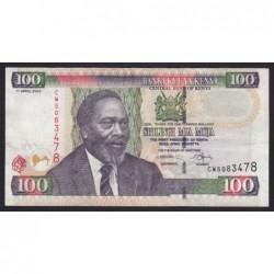 100 shilings 2006
