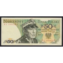 50 zlotych 1975