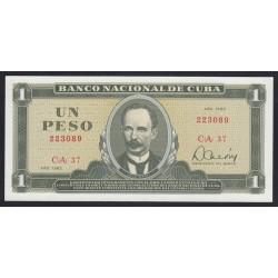1 peso 1982