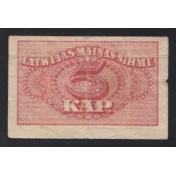 5 kapeikas 1920