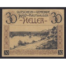30 heller 1920 - Mauthausen