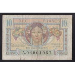 10 francs 1947 - Tresor Francais