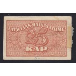 25 kapeikas 1920