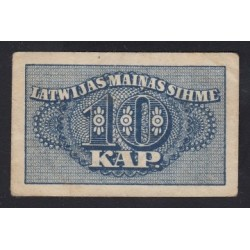 10 kapeikas 1920