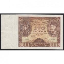 100 zlotych 1932