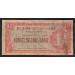 1 shilling 1948 - British Armed Forces