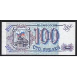 100 rubel 1993