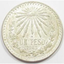 1 peso 1943