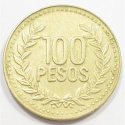 100 pesos 2006