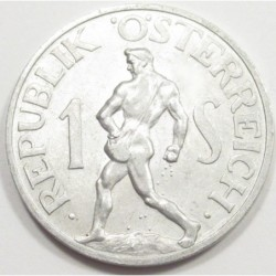 1 schilling 1952
