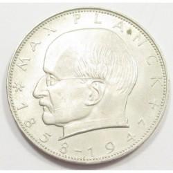 2 mark 1966 D