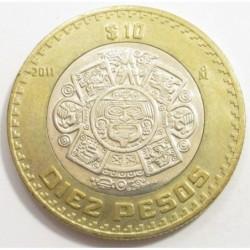 10 pesos 2011
