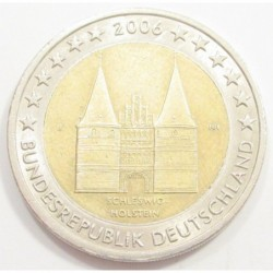 2 euro 2006 J - Schleswig-Holstein