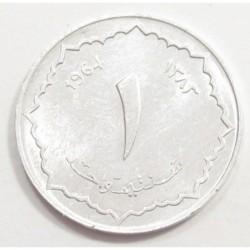 1 centime 1964