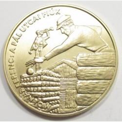 200 forint 2001 - A Pál Utcai Fiúk