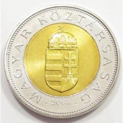 100 forint 2008