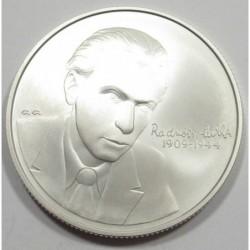 5000 forint 2009 - Radnóti Miklós