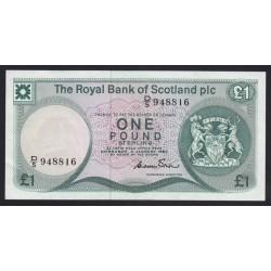 1 pound 1984 - The Royal Bank of Scotland