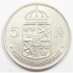 5 kronor 1972