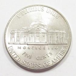 5 cents 2017 P