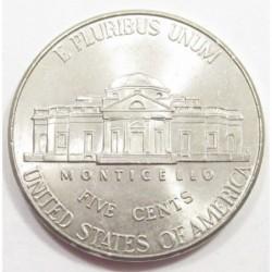 5 cents 2012 P