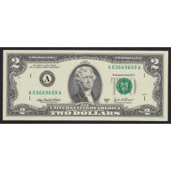 2 dollars 2003