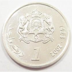 1 dirham 2002