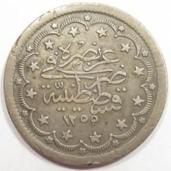 20 kurush 1845