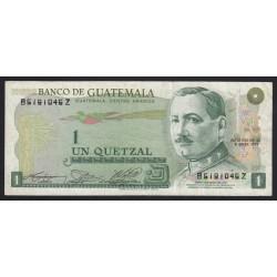 1 quetzal 1982