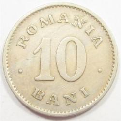 10 bani 1900