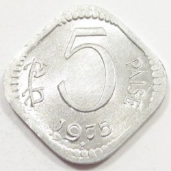 5 paise 1975