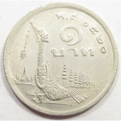1 baht 1977