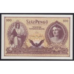 100 pengõ 1944 - Szálasi