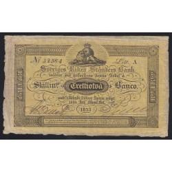 32 skillingar 1853