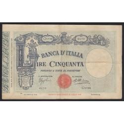 50 lire 1926