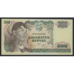 500 rupiah 1968