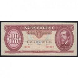 100 forint 1993 - ALACSONY SORSZÁM